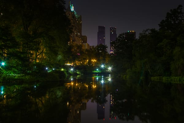 NYC, New York City, Photography, nocturne,Central Park