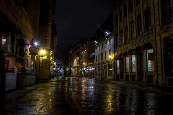 photography, nocturne, Montreal, cityscape