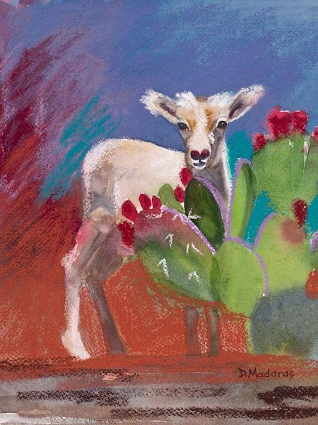 Baby Big Horn   Southwest Art Gallery Tucson   Madaras