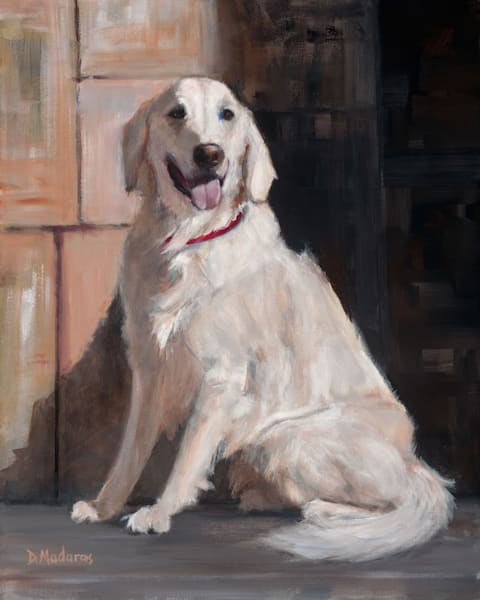 Chewy Dog   Southwest Art Gallery Tucson   Madaras
