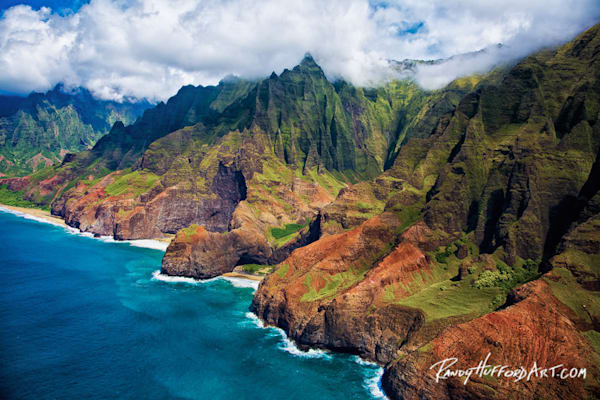 Fine Art Photography of Kauai, Molokai