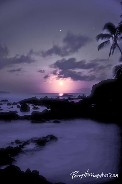 Once In A Maui Moon
