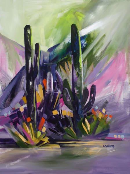 Monsoon Madness | Southwest Art Gallery Tucson | Madaras