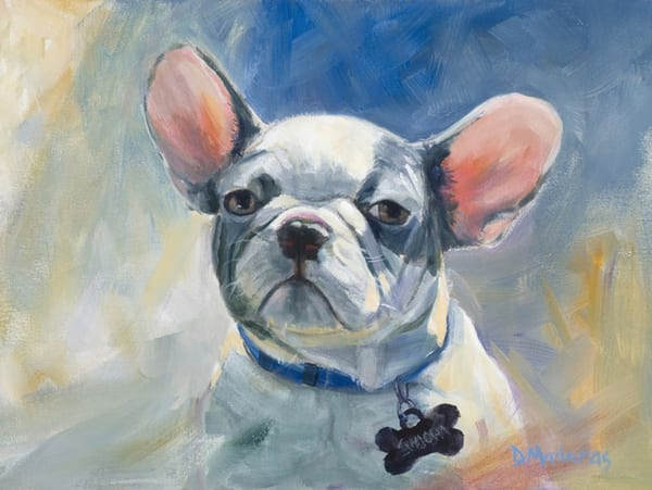 Puppy Moses | Southwest Art Gallery Tucson | Madaras