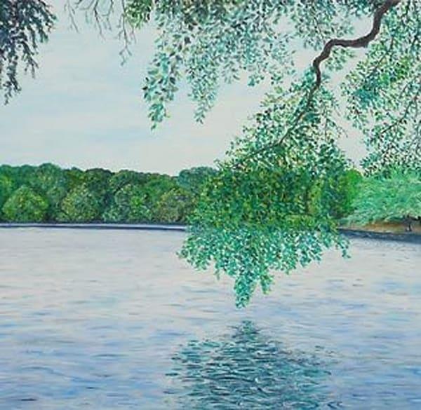 Prospeck Park, Branch Over Lake