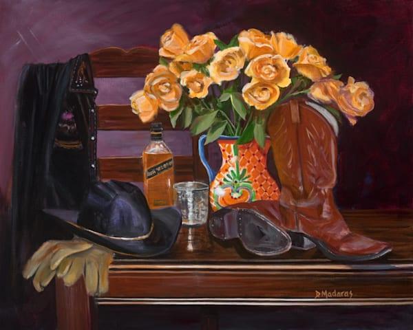 Cowboy Romance | Southwest Art Gallery Tucson | Madaras