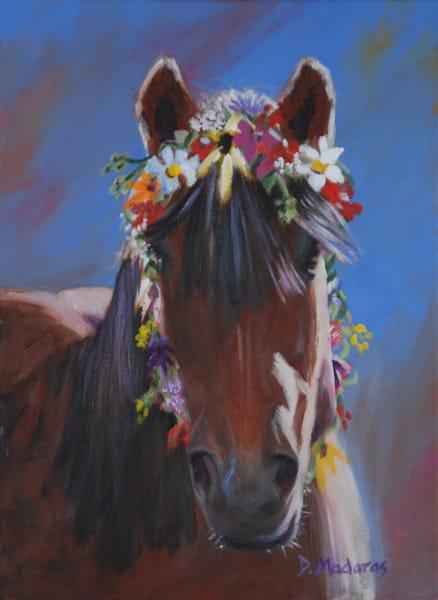 Jo's Bridle Bouquet | Southwest Art Gallery Tucson | Madaras