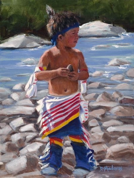 Little Chief | Southwest Art Gallery Tucson | Madaras