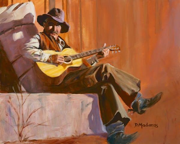 Srummin' | Southwest Art Gallery Tucson | Madaras