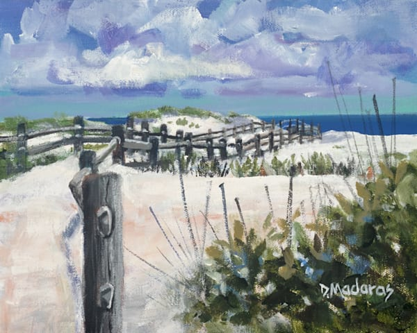 Beach Walk | Southwest Art Gallery Tucson | Madaras