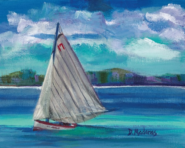 A Light Wind | Southwest Art Gallery Tucson | Madaras