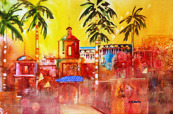 Hotel California | Southwest Art Gallery Tucson | Madaras