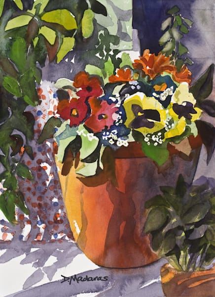 Plaza Pots | Southwest Art Gallery Tucson | Madaras