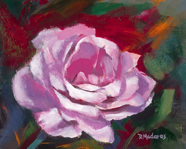 A Rose is a Rose | Southwest Art Gallery Tucson | Madaras