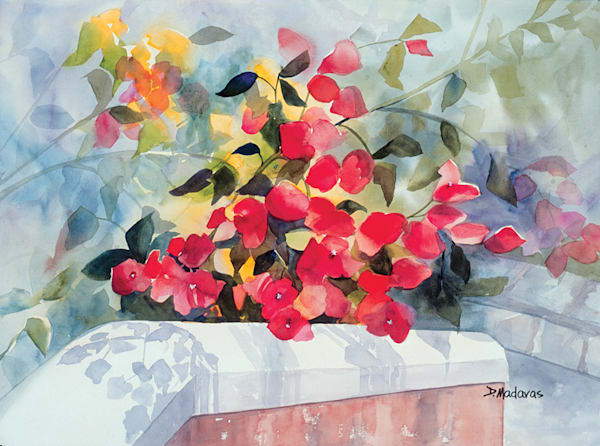 Island Bouquet | Southwest Art Gallery Tucson | Madaras