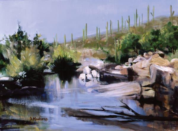 Samuel's Sabino | Southwest Art Gallery Tucson | Madaras