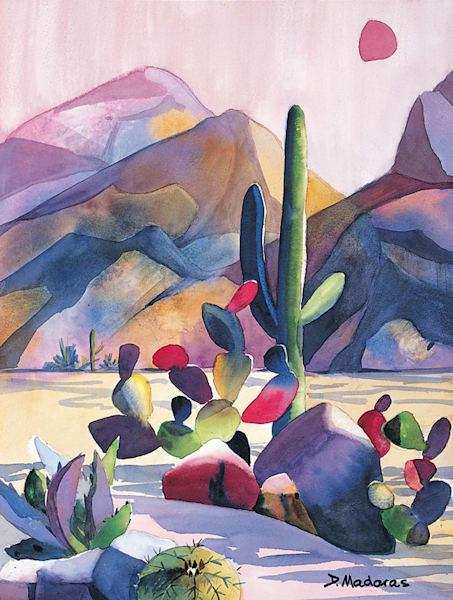 Cactus Patch | Southwest Art Gallery Tucson | Madaras