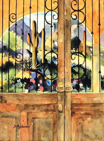 Serenity   Southwest Art Gallery Tucson   Madaras