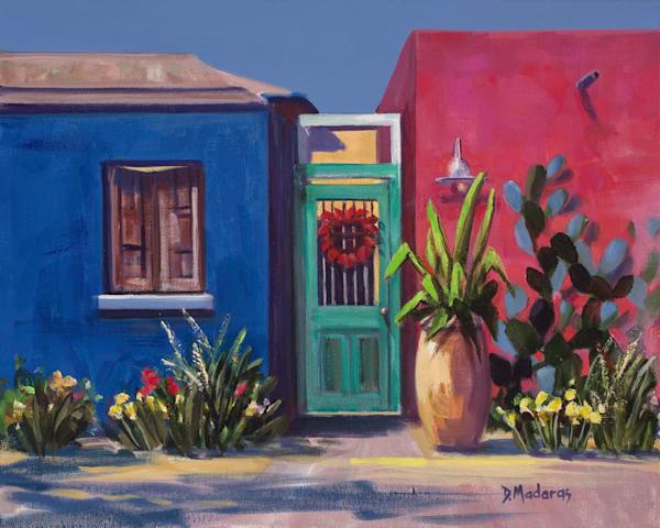 Meyer Street   Southwest Art Gallery Tucson   Madaras