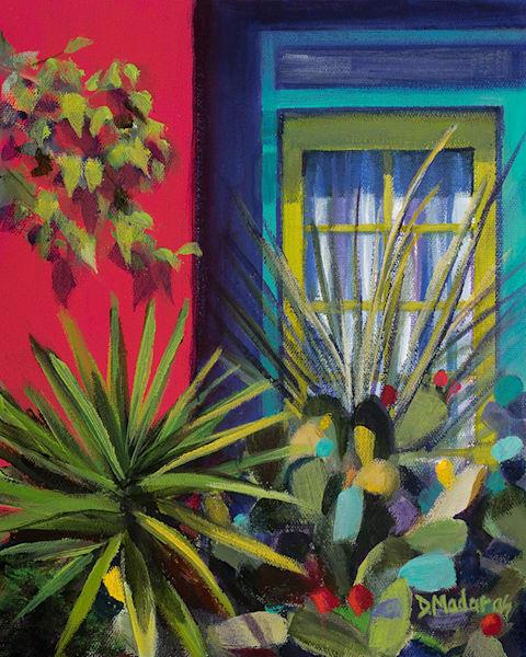 Door in the Barrio   Southwest Art Gallery Tucson   Madaras