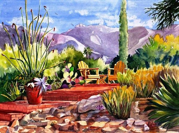 Rainbow's End   Southwest Art Gallery Tucson   Madaras