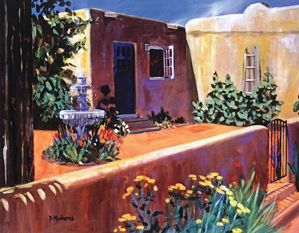 Tranquility   Southwest Art Gallery Tucson   Madaras