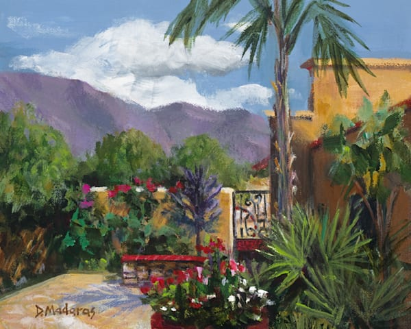 Piazza Paradiso   Southwest Art Gallery Tucson   Madaras