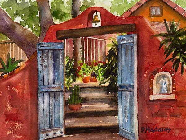 Jim's Gate   Southwest Art Gallery Tucson   Madaras