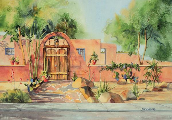 Josefina's Gate | Southwest Art Gallery Tucson | Madaras