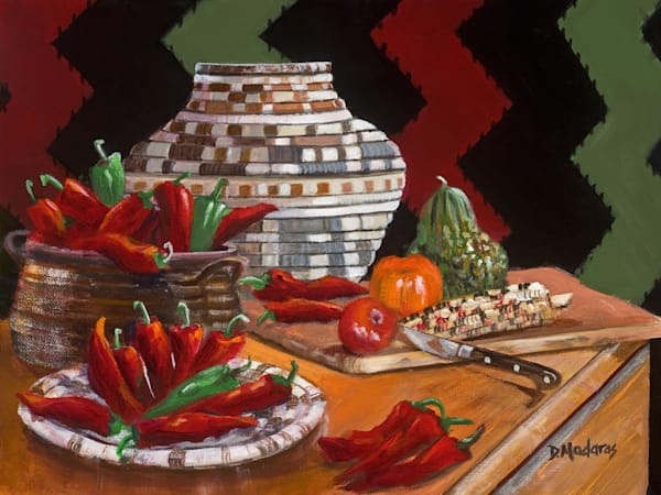 Jeff's Cocina | Southwest Art Gallery Tucson | Madaras