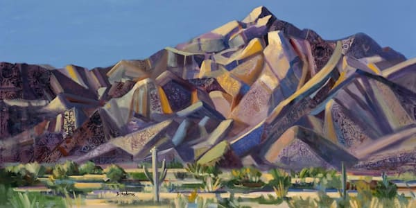 Piestewa Peak | Southwest Art Gallery Tucson | Madaras