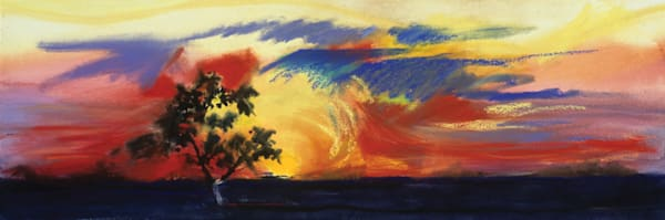 African Sunrise | Southwest Art Gallery Tucson | Madaras