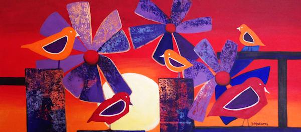 Bird Dream | Southwest Art Gallery Tucson | Madaras