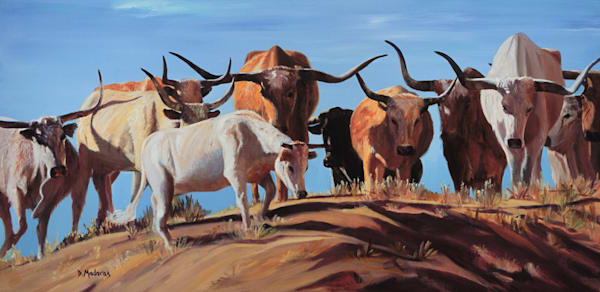 Over the Hill | Southwest Art Gallery Tucson | Madaras