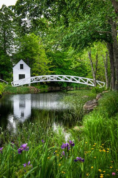 Somesville Bridge Fine Art Photograph | JustBob Images