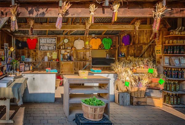 Haskell Market #1 Fine Art Photograph | JustBob Images