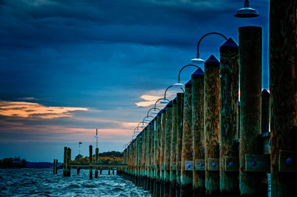 The Pier Fine Art Photograph | JustBob Images