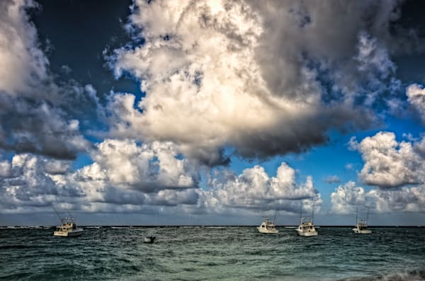 Clouds and Sea Fine Art Photograph | JustBob Images