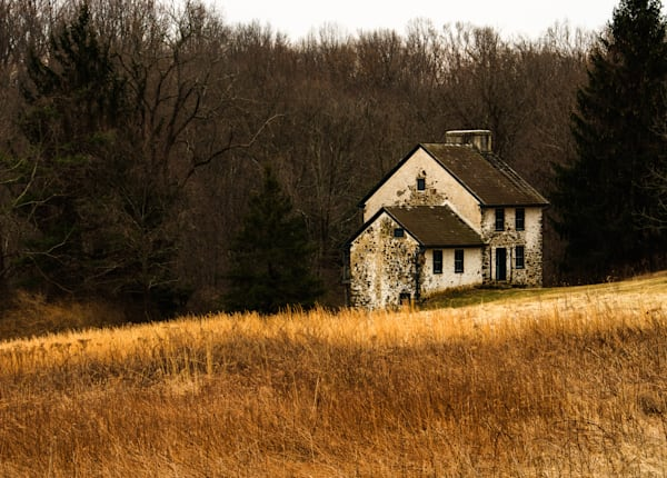 Country House Fine Art Photograph | JustBob Images
