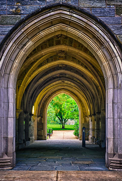 Academic Quad Entrance Fine Art Photograph | JustBob Images