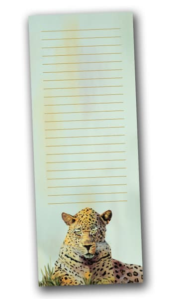 Spot Notepad | Safari Animals