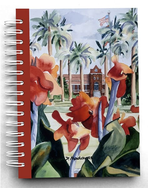 Flowers at Old Main | U of A Journal