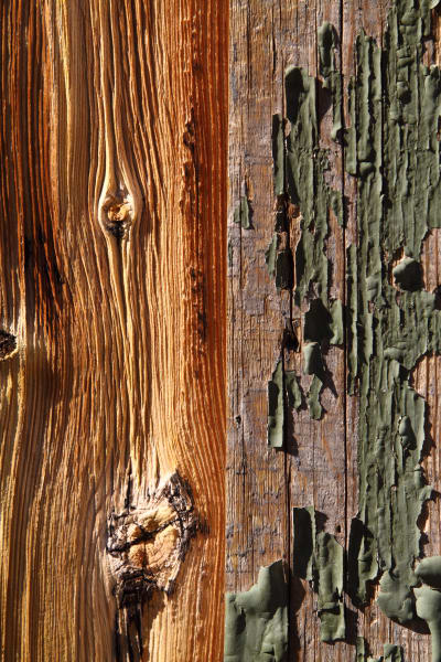 Weathered barn board