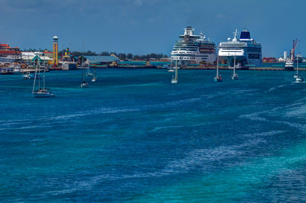 Fine Art Photographs of Downtown Nassau Shores by Michael Pucciarelli