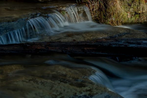 Fine Art Photographs of Small Waterfalls of White Oak Canyon Falls by Michael Pucciarelli