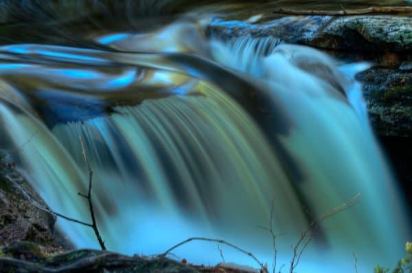Fine Art Photograph of Kilgore Falls by Michael Pucciarelli