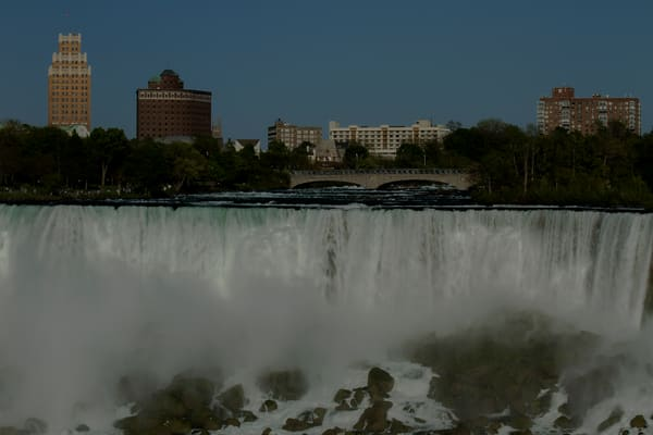Waters of Niagara Falls