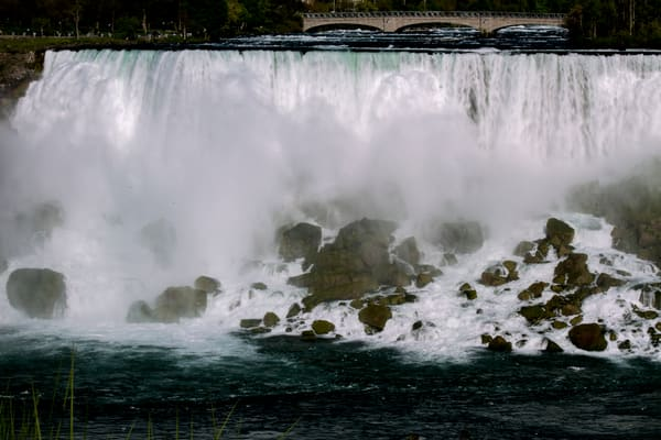 Niagara Falls Fine Art Photographs by Michael Pucciarelli