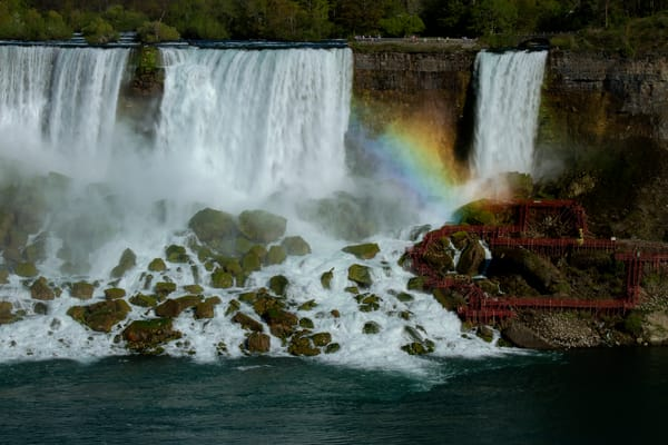 Fine Art Photographs of Niagara Falls by Michael Pucciarelli