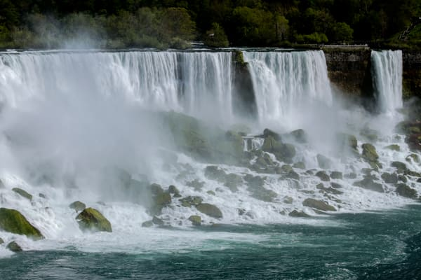 The Fine Art Photograph of Niagara Falls by Michael Pucciarelli